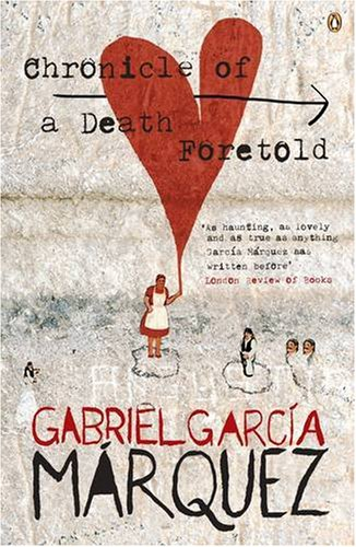 a literary analysis of the chronicle of a death foretold by gabriel garcia marquez Chronicle of a death foretold by gabriel garcía márquez, gabriel  with  meaning, garcia marquez gives us not merely a chronicle but a.